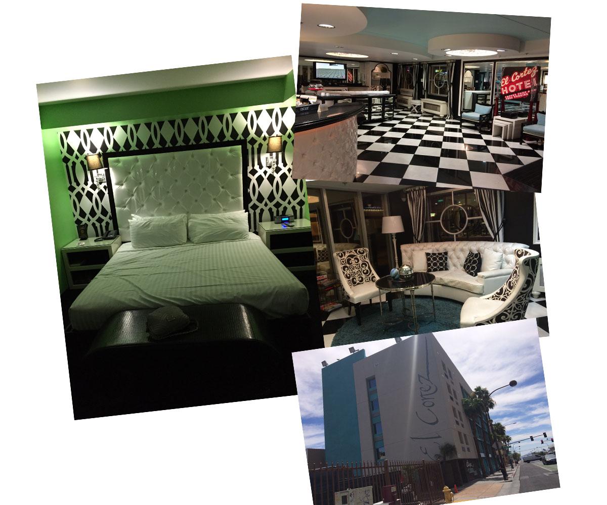 hotel LV El cortez