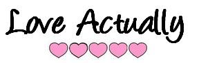 love actually avec coeur