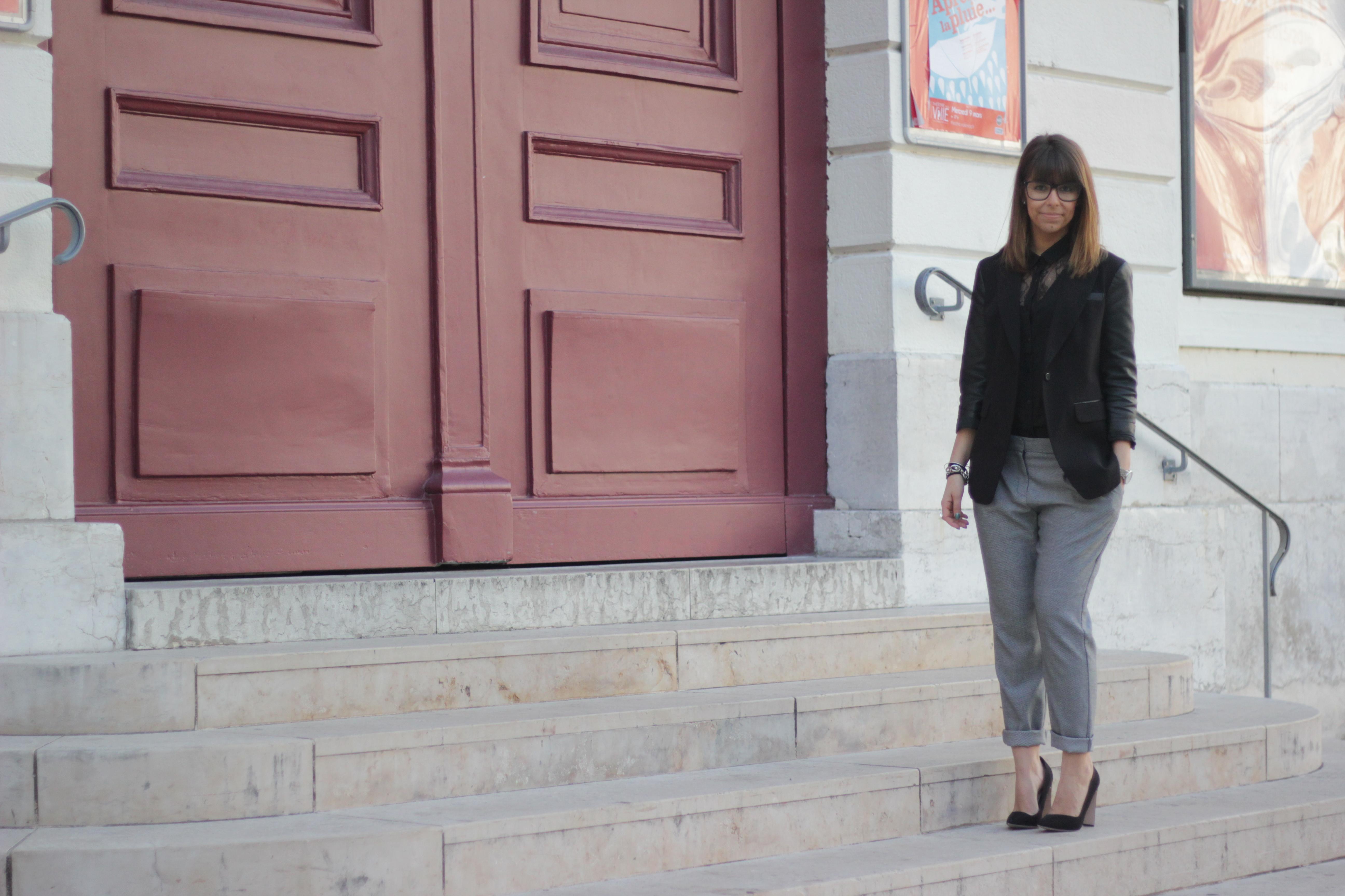 photo shoes pieds théâtre valence