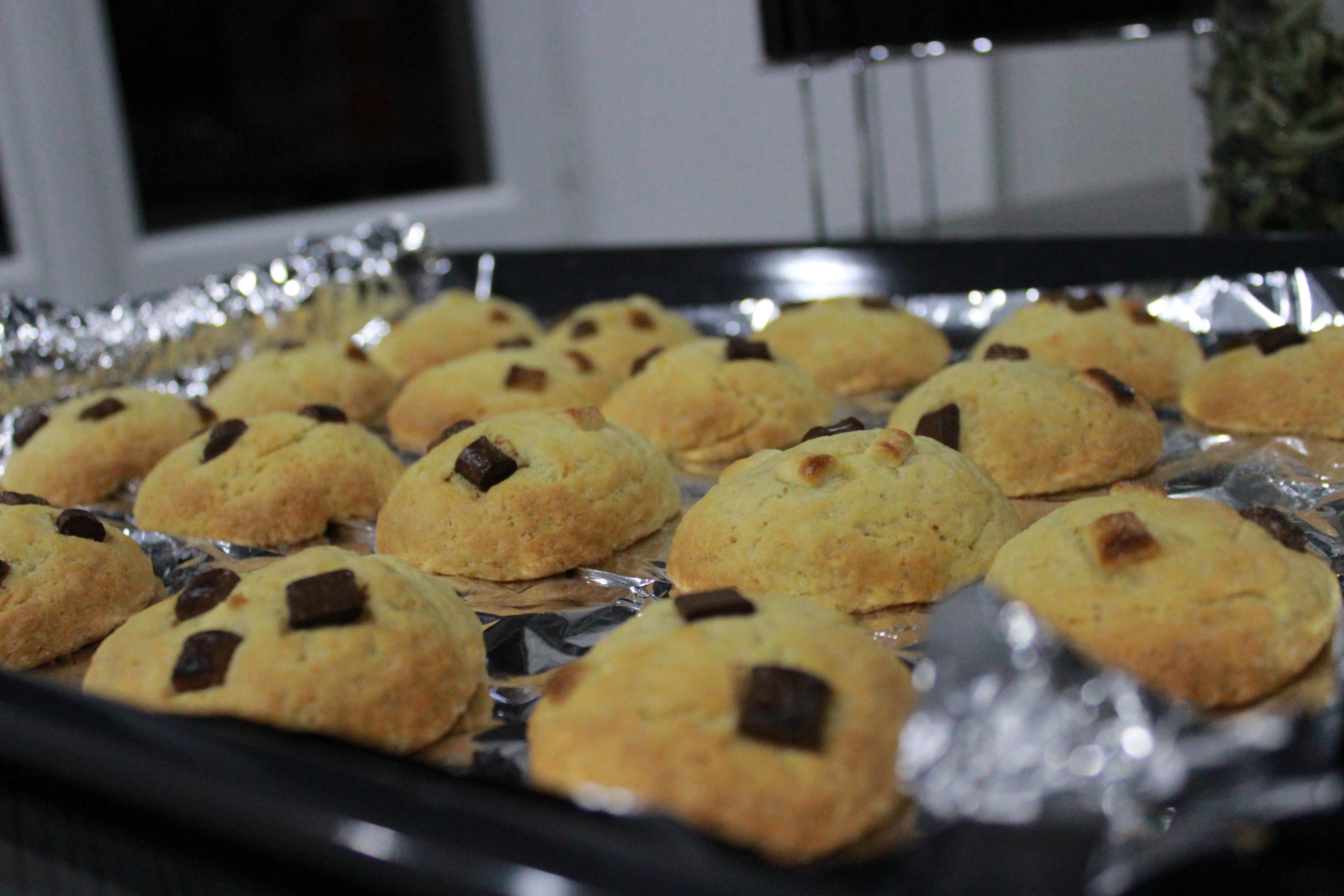 recette de cookies par astrid