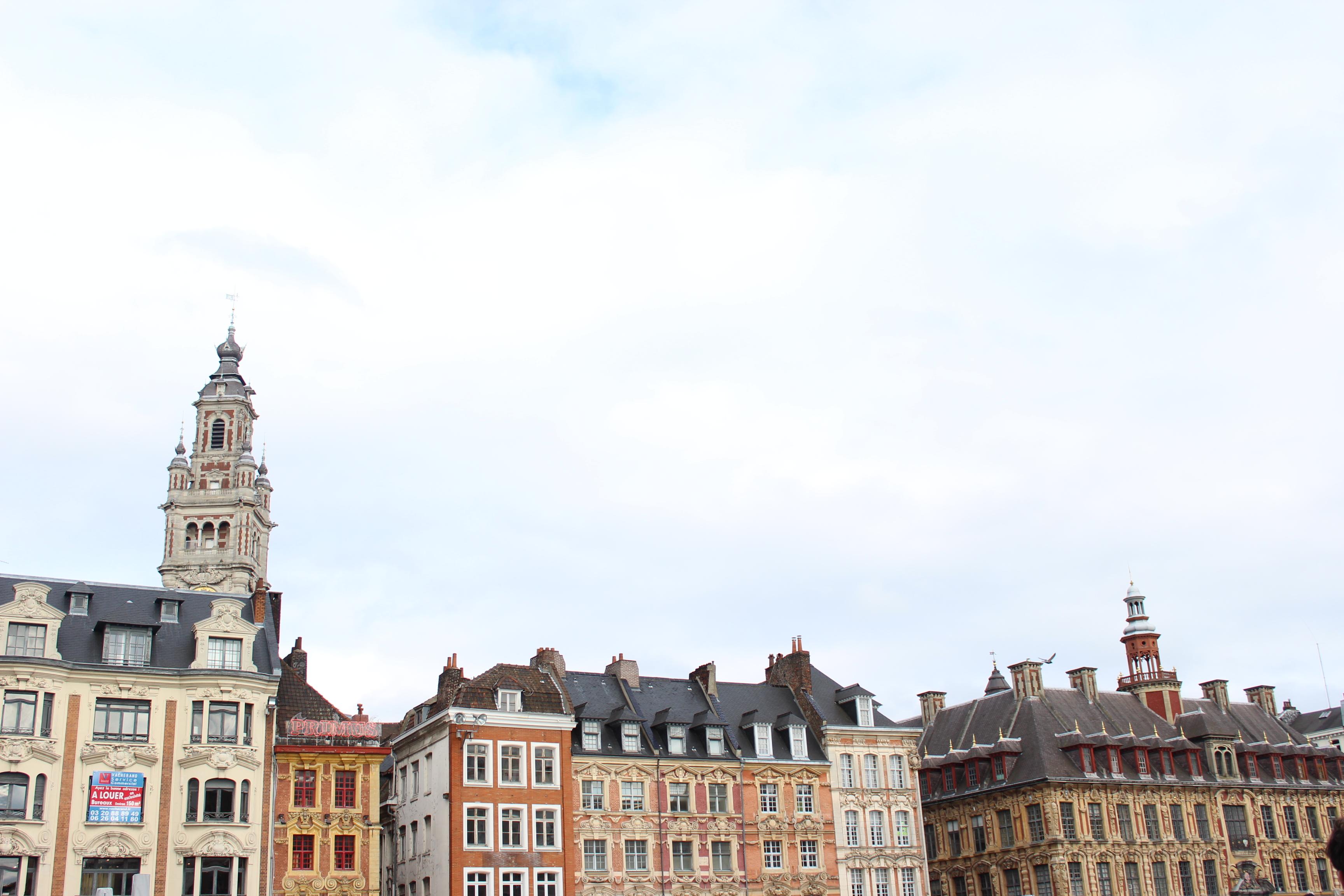 Lille Nord de la France