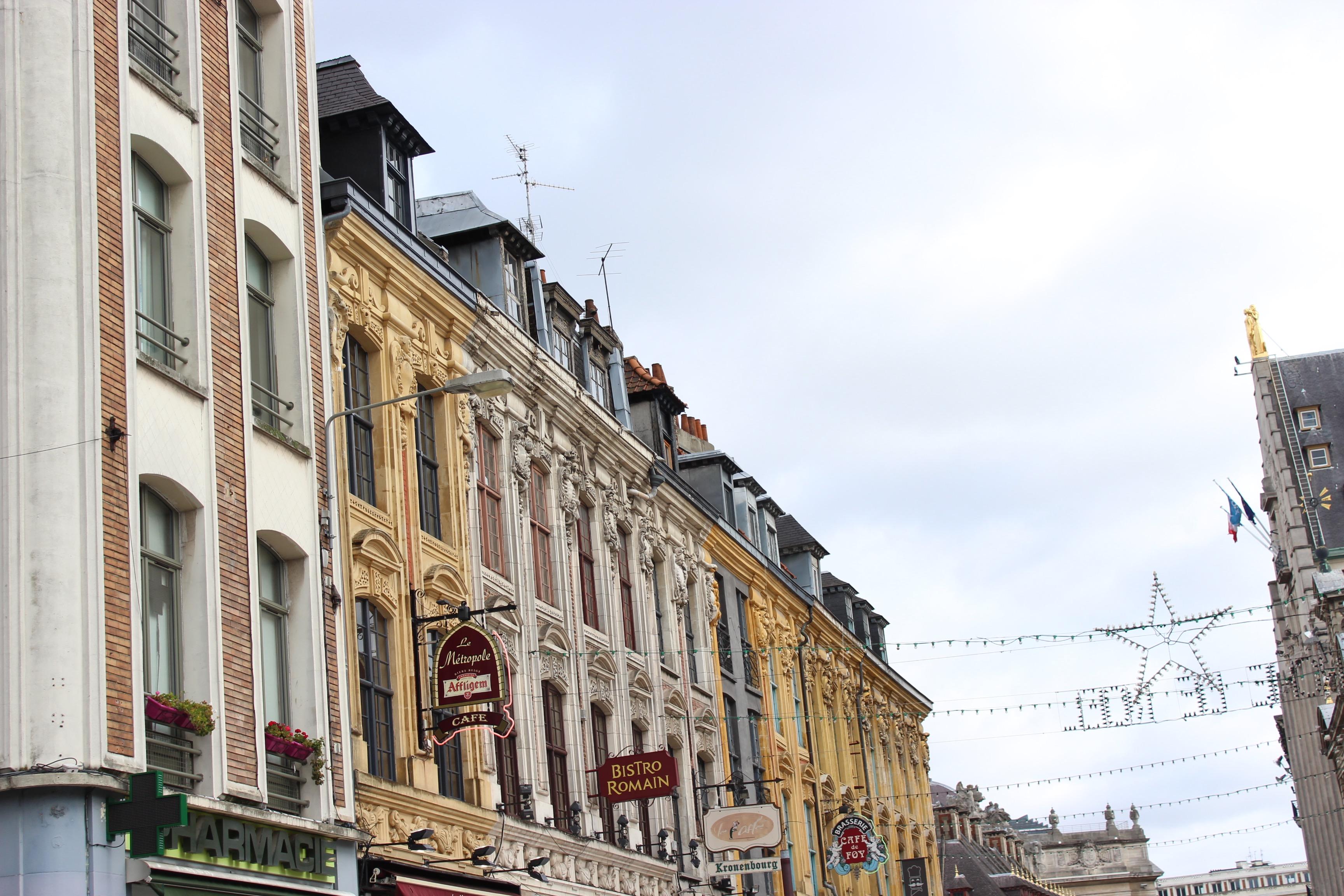 Lille vielles rues