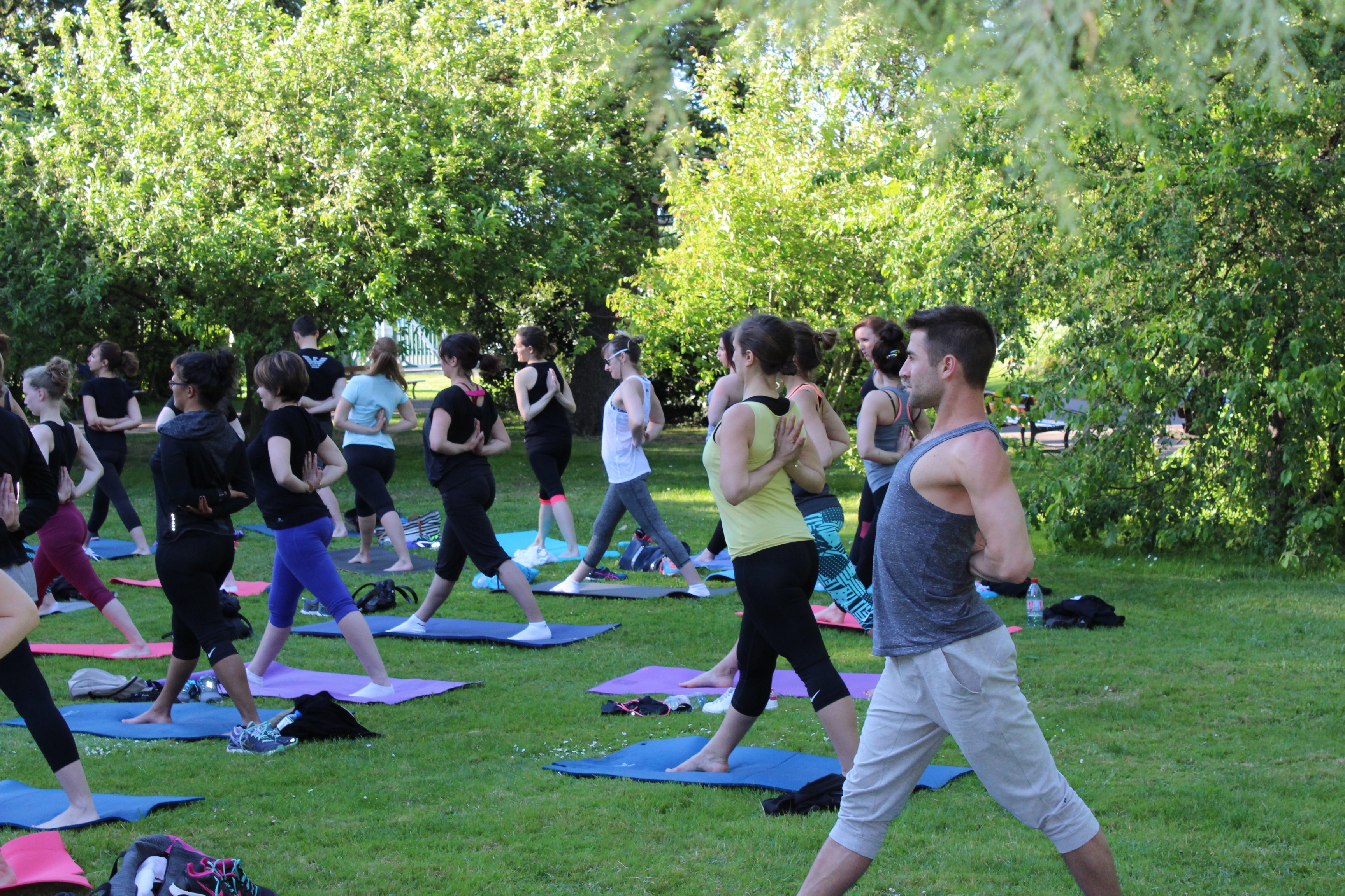 yoga valence