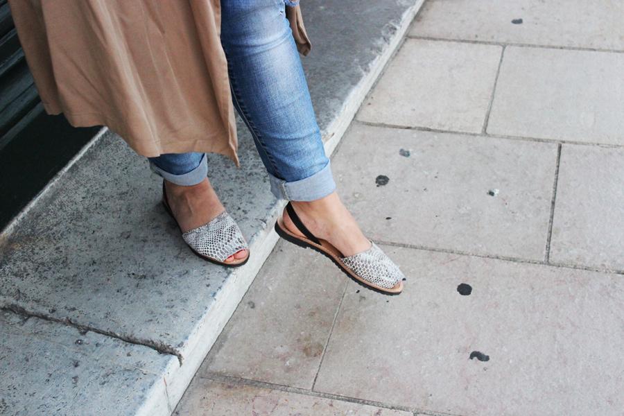 chaussures été 2016