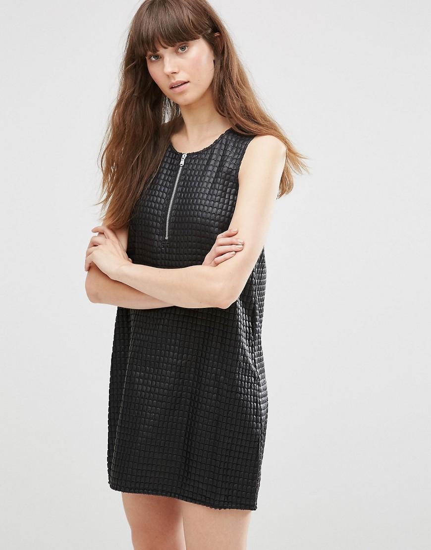 robe noire vero moda