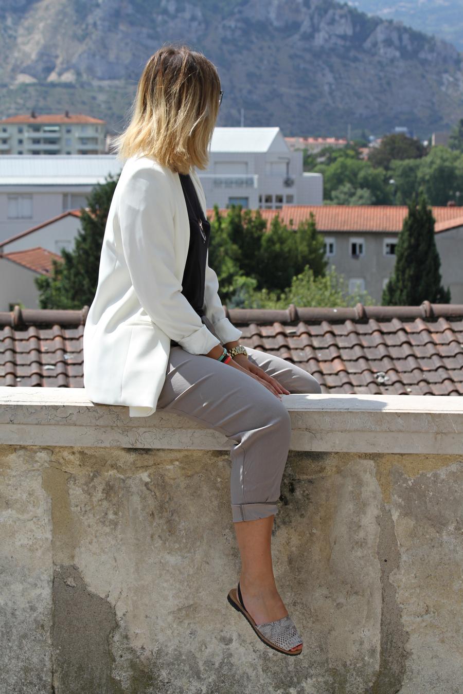 tenue du jour blog mode