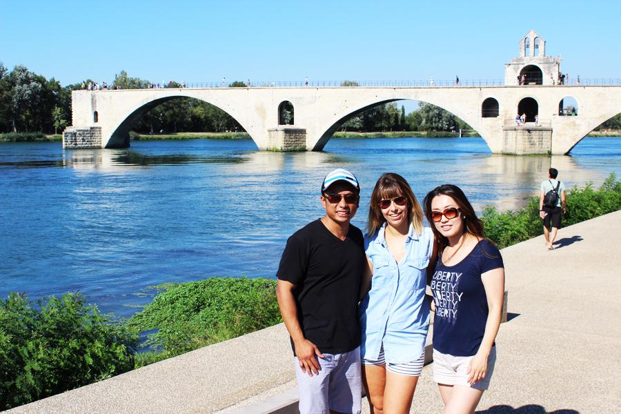 US in Avignon
