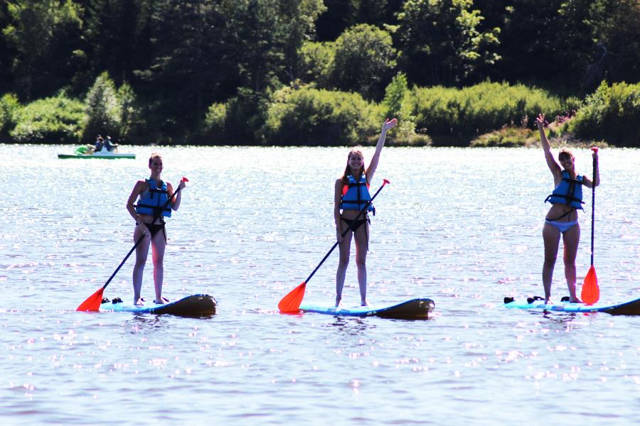 j'ai testé le paddle