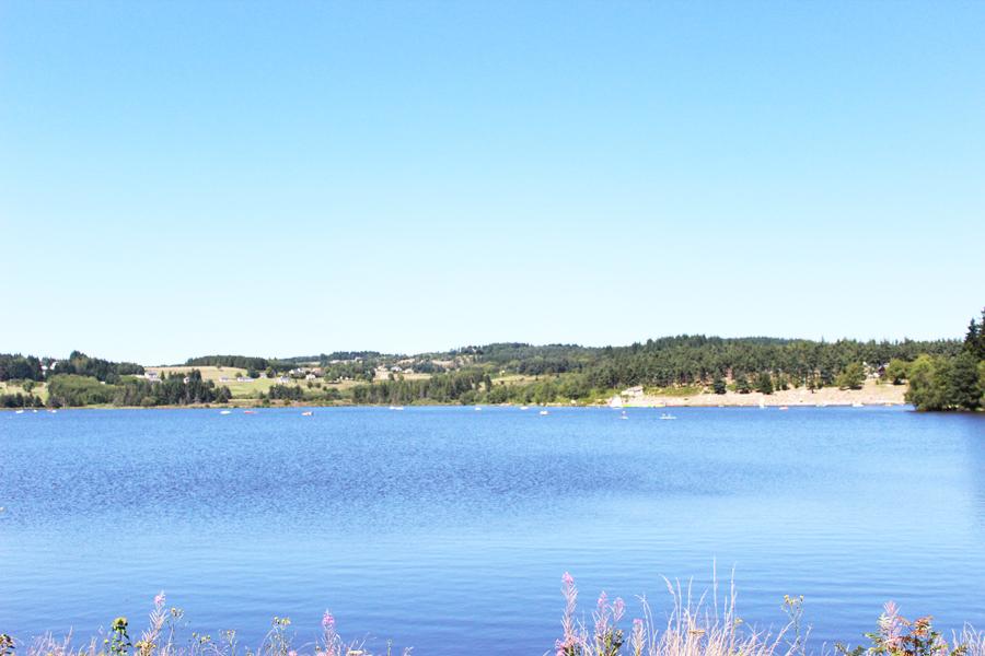 lac de devesset - ardèche
