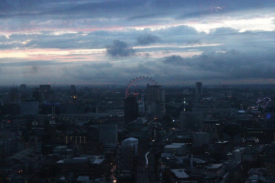 shard view london