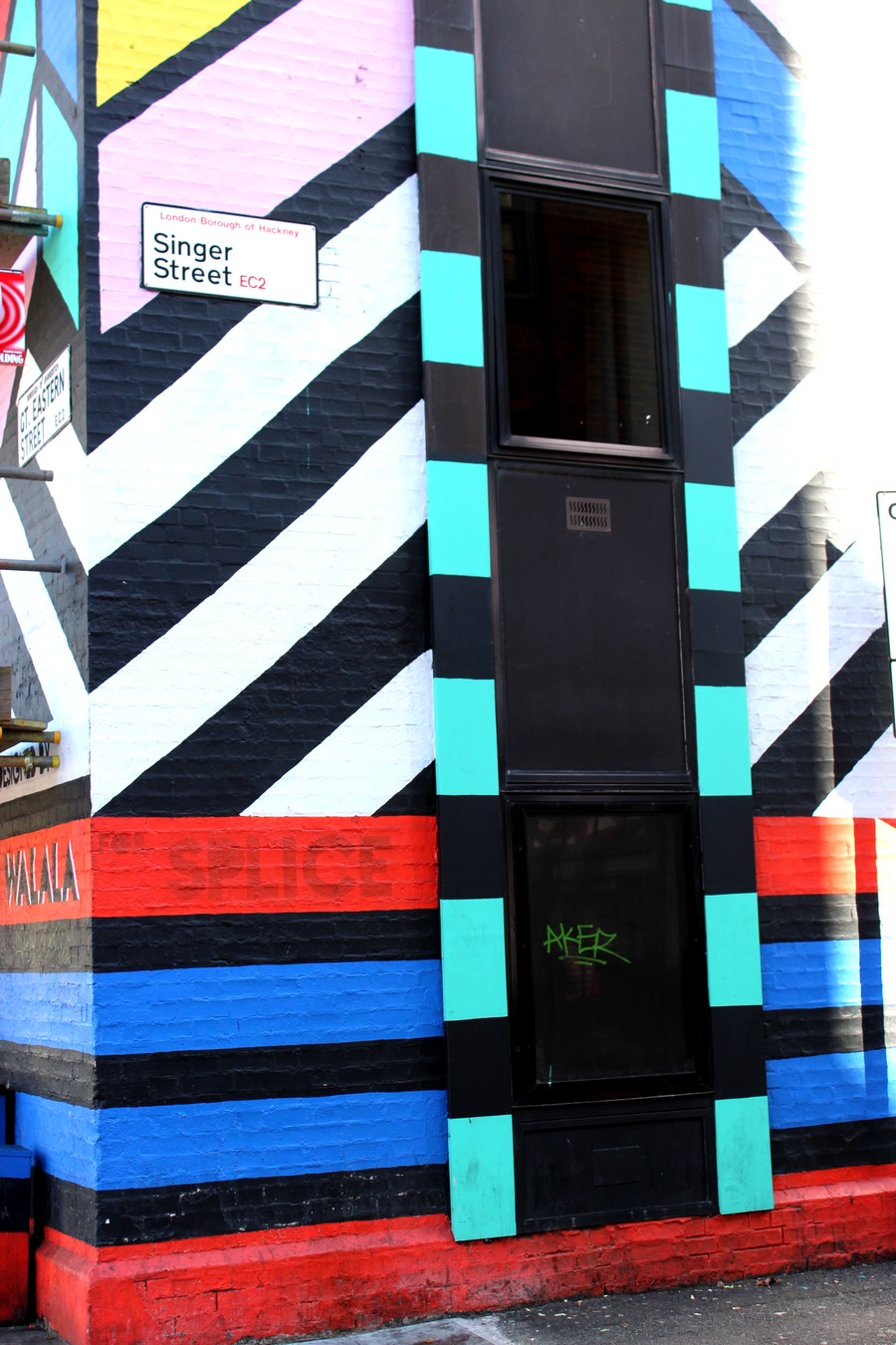 street-art shoreditch
