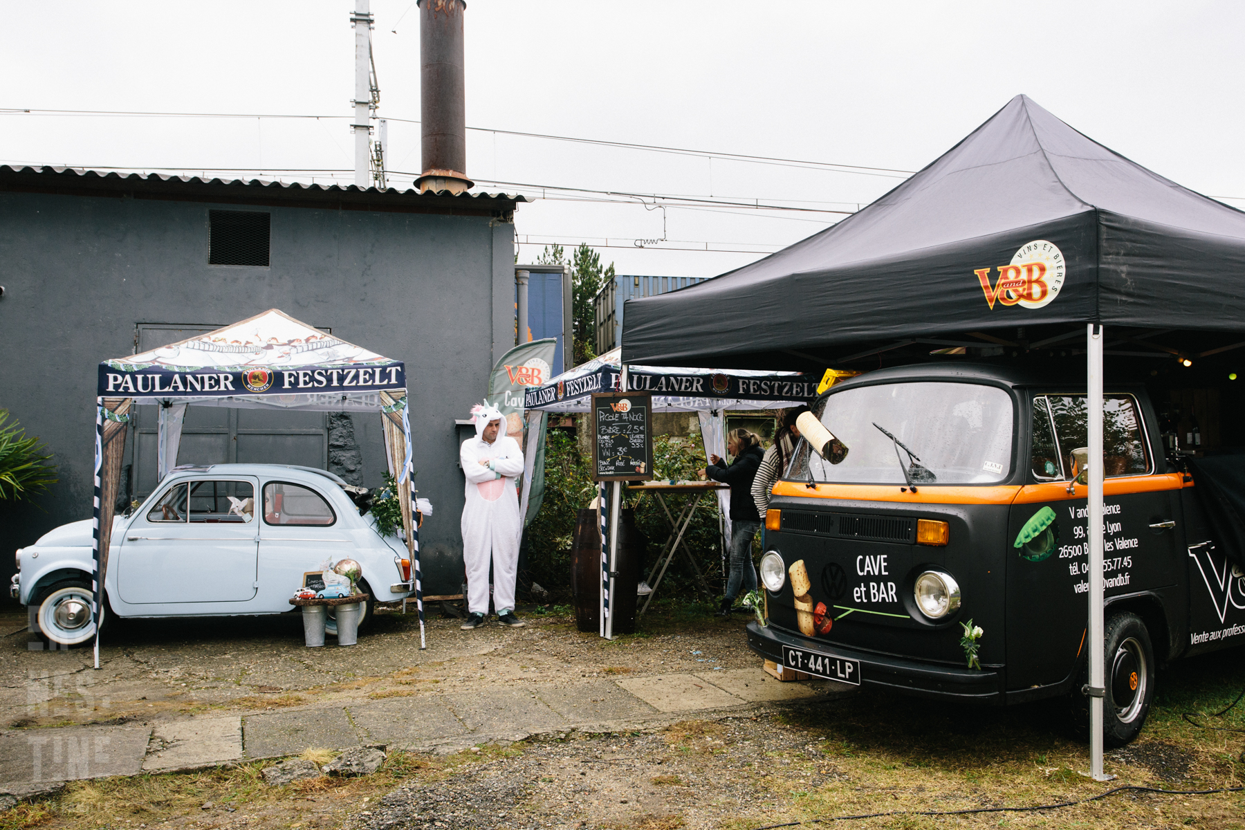 Fiat 500 location Valence