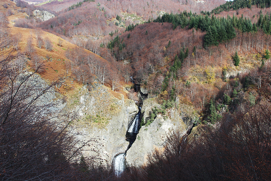 cascade ray pic ardèche