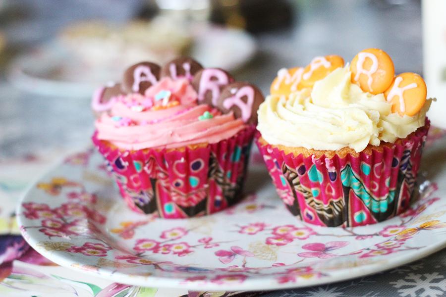 cupcake wedding