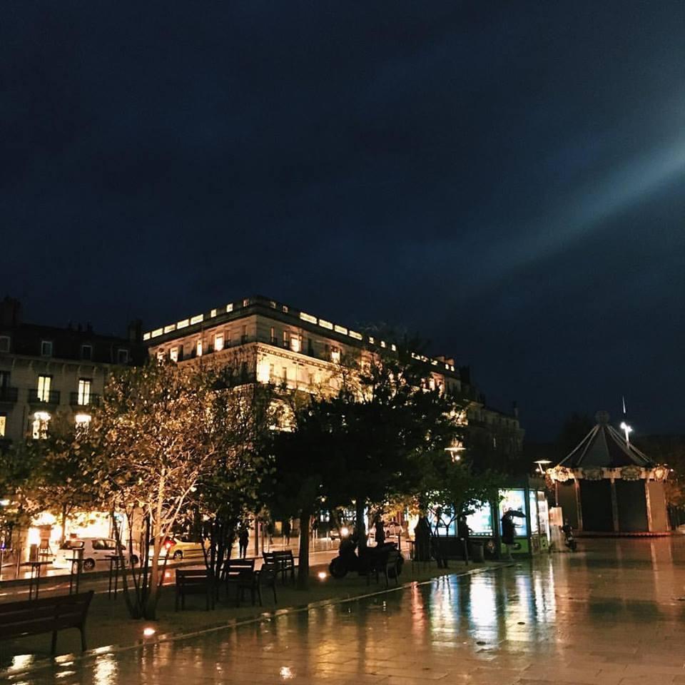 valence de nuit