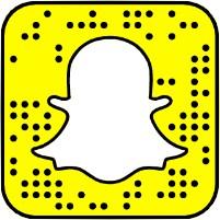 Retrouvez moi sur Snapchat: FringintoBlog