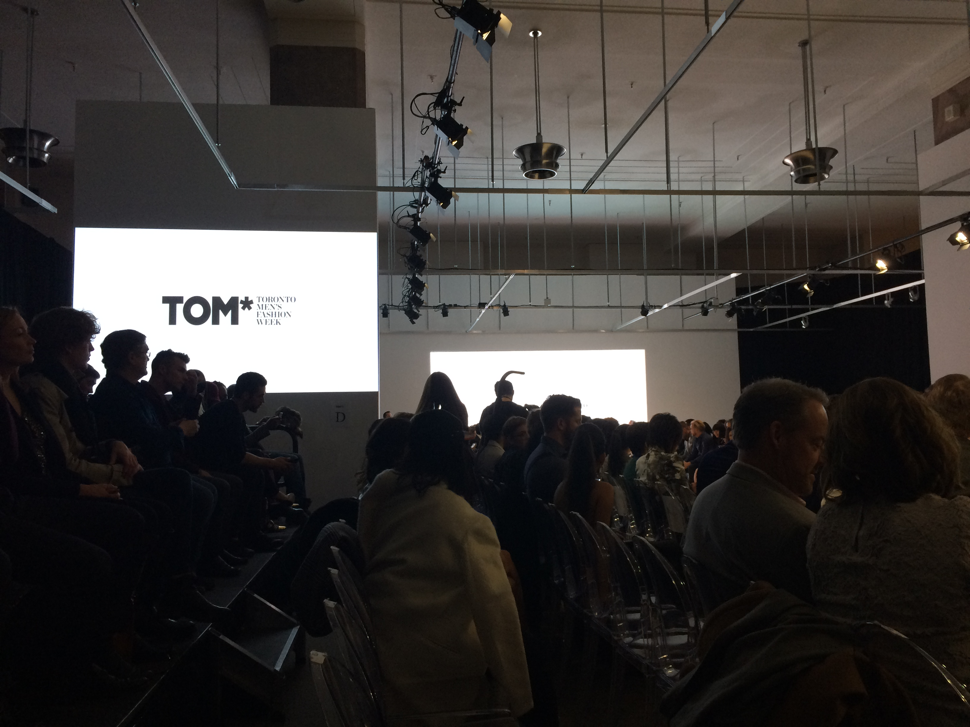men's fashion week toronto