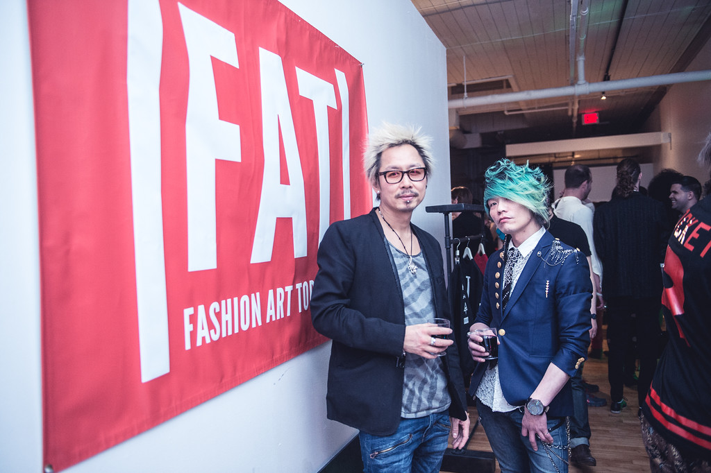 fat fashion art toronto