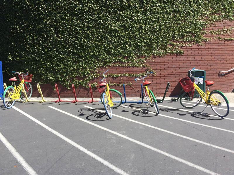 vélos-google-siege-social