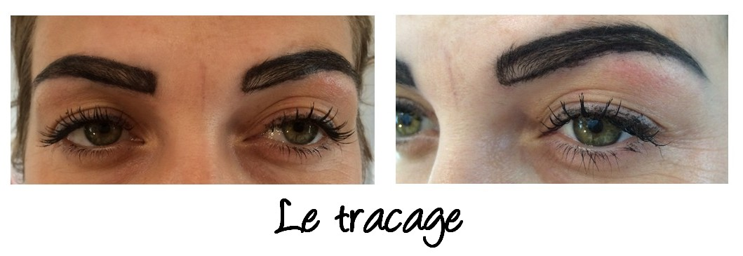 J 39 ai test le maquillage permanent par dermopigmentation - Tatouage sourcil poil a poil ...