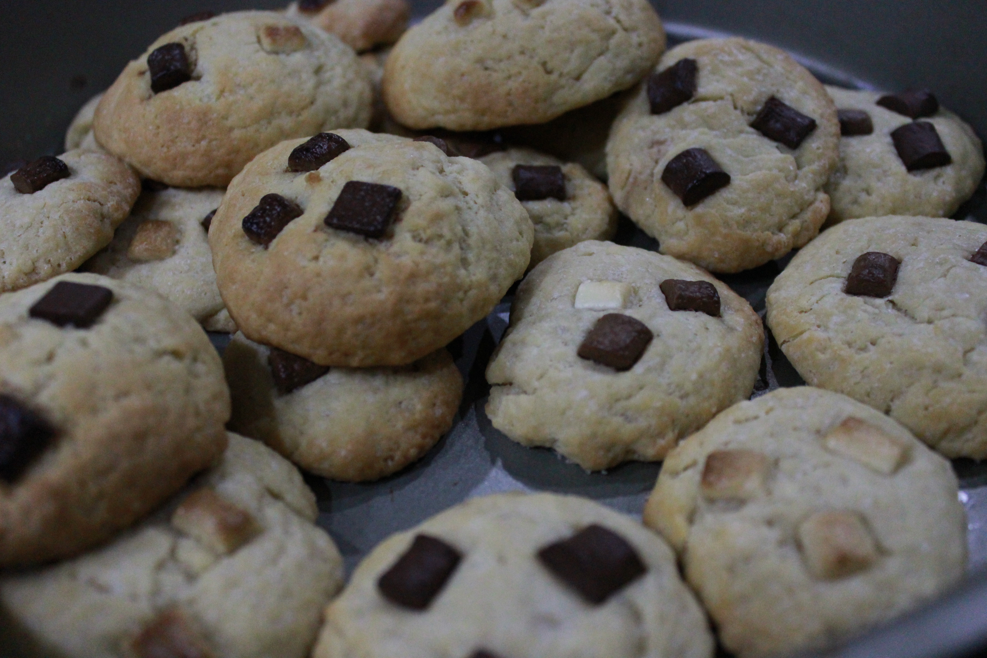recette cookie simple