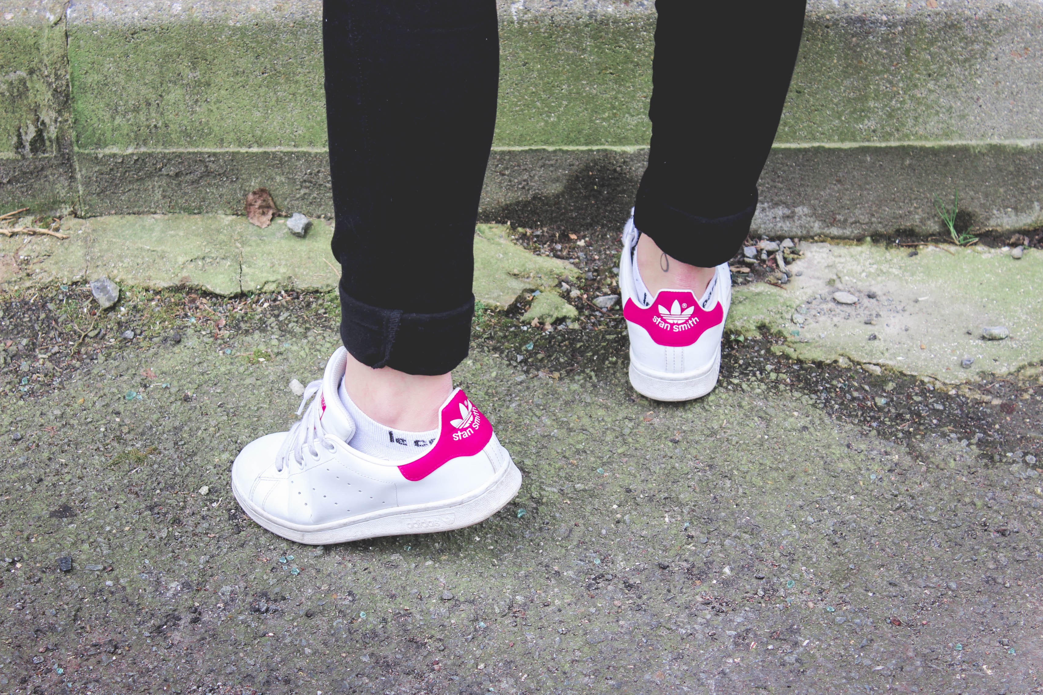 stan smith rose look book fringinto temps
