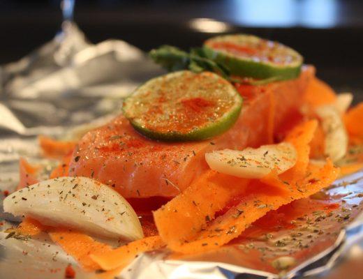 saumon recette
