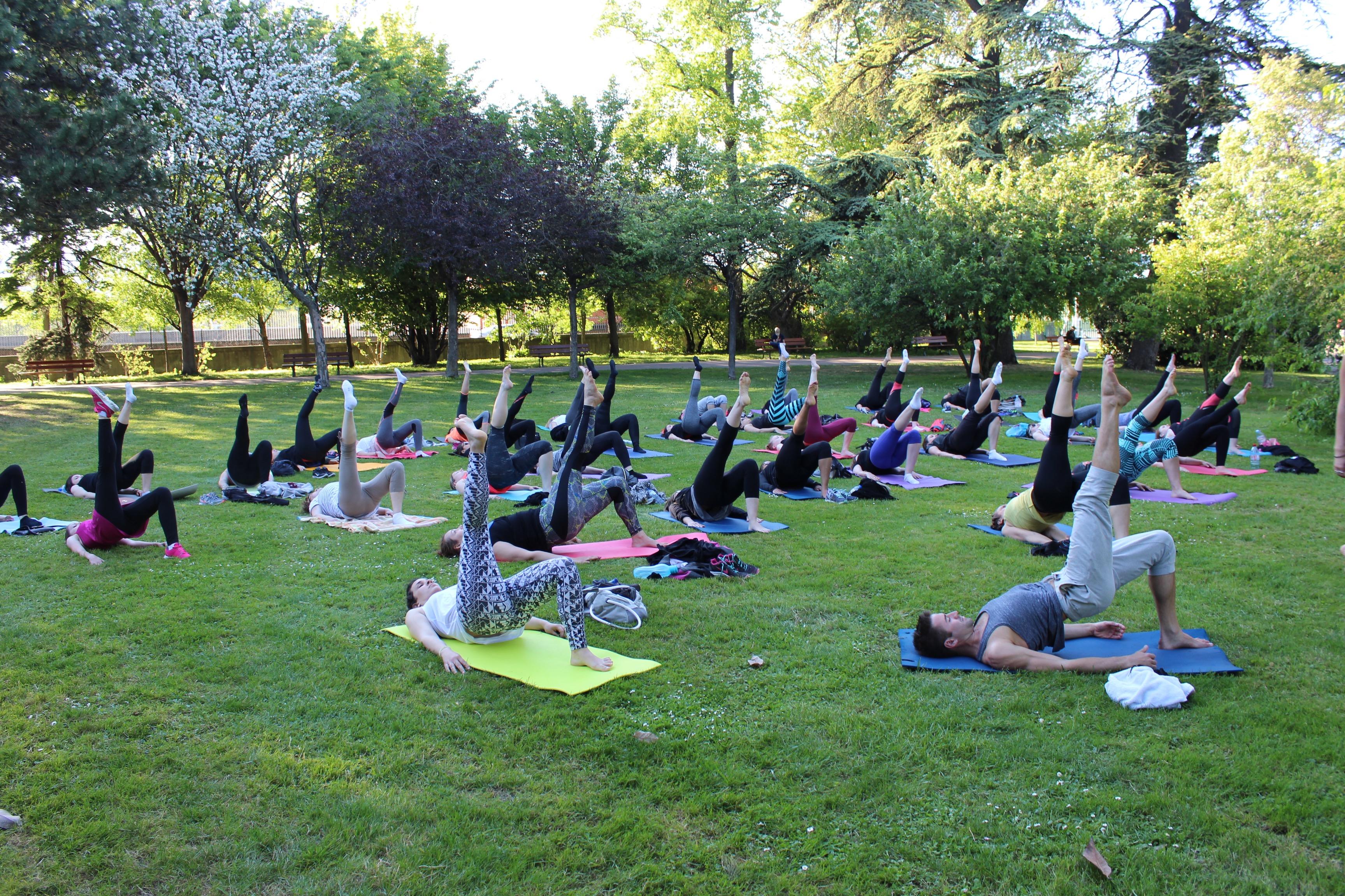 posture yoga valence