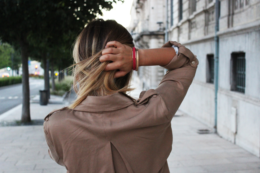 hairstyle blog mode