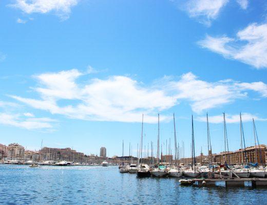 vieux port marseille blog