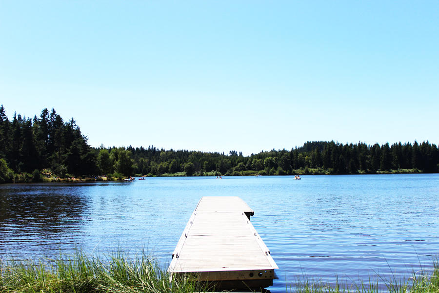 lac devesset ardèche paddle