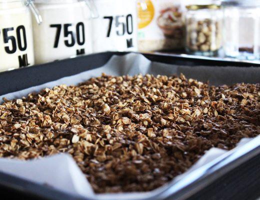 granola maison recette markal