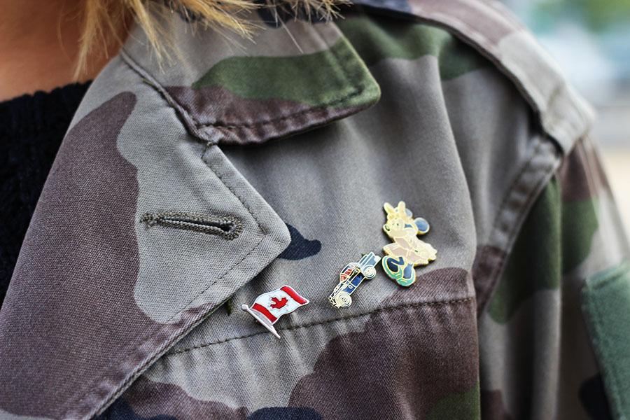 pin's vest