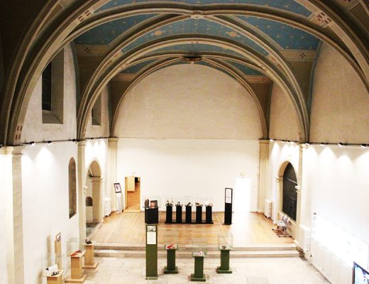 chapelle romans musée de la chaussure