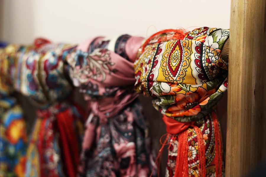 foulards à la russe valence
