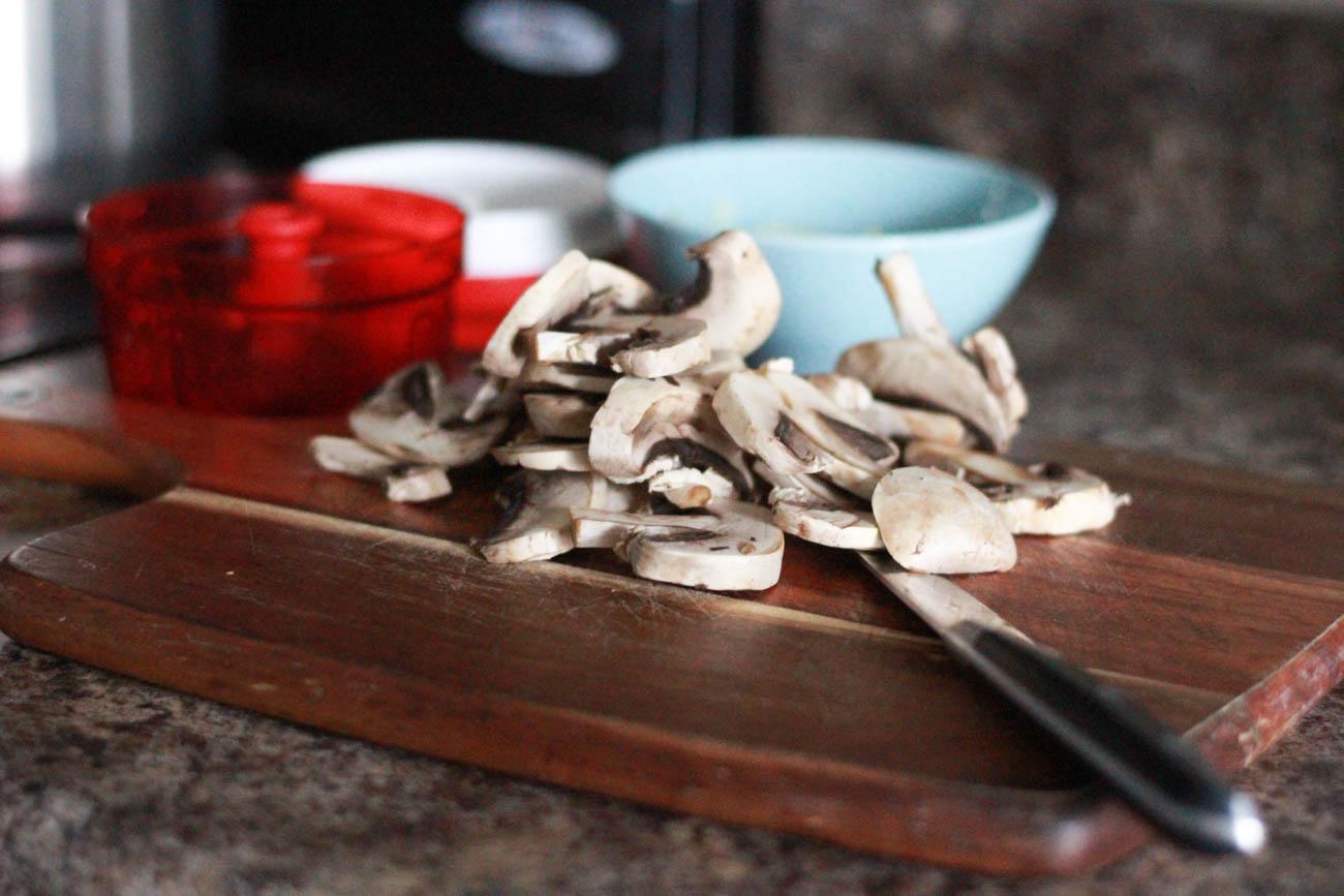 funghi-sauce-pates-pasta