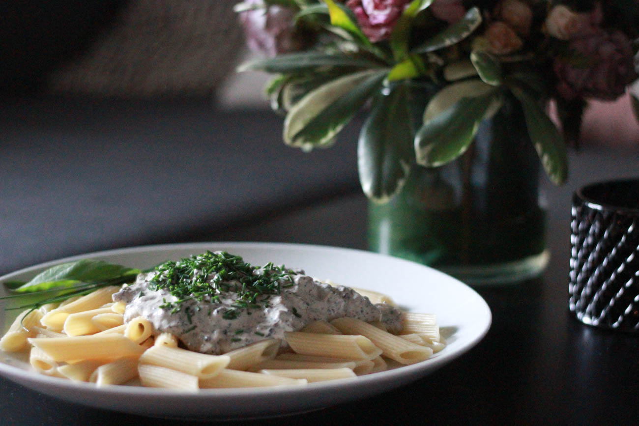 funghi-sauce-pates-pasta-barilla