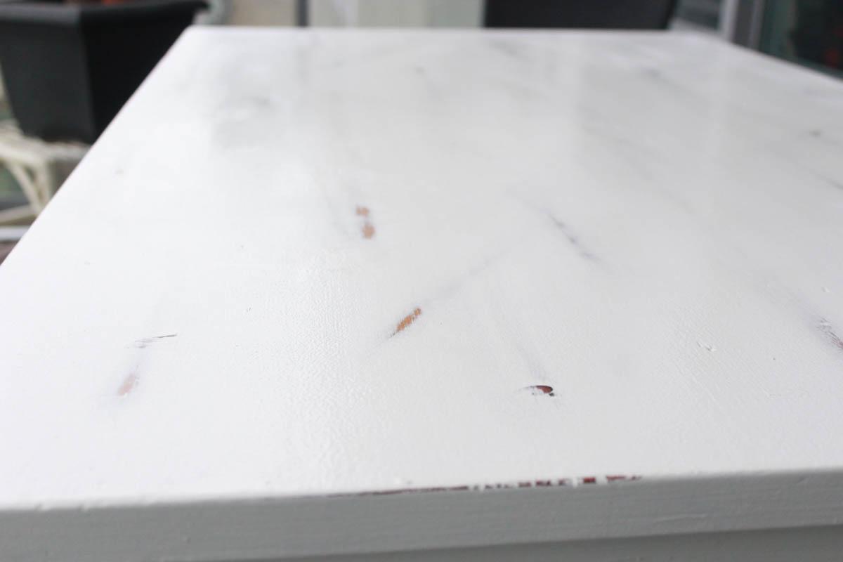 renover-table-bois-blanc-effet vieilli-6